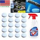 20/100Pcs Home Multifunctional Effervescent Spray Cleaner Cleaning Spot Tablets