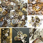 100g Watch Parts Steampunk Cyberpunnk Cogs Gears Diy Jewelry Making Crafts Art