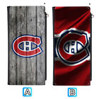 Montreal Canadiens Leather Wallet Clutch Purse Women Bifold Handbag $15.99 USD on eBay