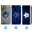 Toronto Maple Leafs Leather Wallet Clutch Purse Women Thin Bifold $12.99 USD on eBay