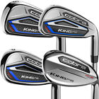 Cobra Golf Men's King F8 'One Length' Iron Set (5-GW),  Brand New <br/> Authorized Cobra Retailer.  30 Day Returns