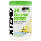Scivation XTEND NATURAL ZERO Original 7G BCAAs 25 Servings BLUEBERRY LEMONADE
