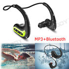 Kyпить Wireless Earphone Headphone Waterproof IPX8 Sport For Swimming Headset Stereo на еВаy.соm