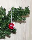 -KANSAS CITY  CHIEFS - CHRISTMAS ORNAMENTS $7.13 USD on eBay