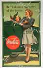 Vintage Coca Cola Adfvertisement Poster 2 A3/A4 Print £4.98  on eBay