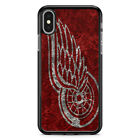 Detroit Red Wings for iPhone Case XS MAX XR etc $20.9 USD on eBay