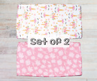 2 Pack Changing Pad Cover, Arrows Diaper Changing Table Pad Covers, Boy or Girl
