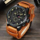 Thick Military Steampunk Sports Watch