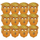 DONALD TRUMP PRESIDENT FACE MASK NOVELTY FANCY DRESS CARDBOARD CUT OUT MASK LOT