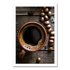 Food coffee Canvas Kitchen Poster Nordic Wall Art Print Scandinavian Decoration