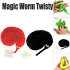 Kids Adults Toys Twisty Trick Toys Plush Magic Worm Fuzzy Worm Kid Trick Toys, used for sale  China
