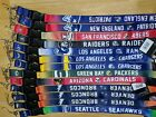 NFL Lanyard Key Ring Keychain ID Holder (You Choose Team) $7.99 USD on eBay