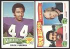 1975 TOPPS FOOTBALL - YOU PICK NUMBERS #201 - #400 - NMMT OR BETTER $1.0 USD on eBay