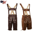 Kyпить Adult German Bavarian Deluex Lederhosen Men's Oktoberfest Costume на еВаy.соm