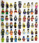 LEGO NEW MINIFIGS TOWN CITY SERIES CHRISTMAS PIRATE CASTLE MORE YOU PICK!!! $2.99 USD on eBay