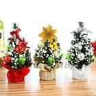 10pcs Wholesale Mini Tabletop Desktop Christmas Tree Xmas Ornaments Party Decor