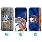 New York Islanders Leather Case For Samsung Galaxy S10 Plus Lite S10e S9 S8 $7.99 USD on eBay