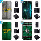 Dallas Stars Leather Case For Samsung Galaxy S10 Plus Lite S10e S9 S8 $8.99 USD on eBay