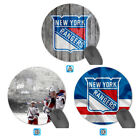New York Rangers Sport Round Laptop Mouse Pad Mat Mice Gaming Mousepad $4.49 USD on eBay