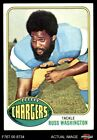 1976 Topps #38 Russ Washington Chargers EX $3.25 USD on eBay