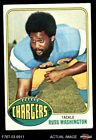 1976 Topps #38 Russ Washington Chargers Mizzou 4 - VG/EX $2.35 USD on eBay
