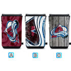 Colorado Avalanche Leather Phone Case Pouch Strap For iPhone Samsung $10.99 USD on eBay