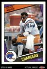 1984 Topps #183 Chuck Muncie Chargers California 8 - NM/MT $0.99 USD on eBay