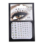 1pc diamond eyeshadow face sticker crystal eyes tattoo sticker  eyes makeup PBSC