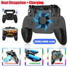 Gamepad Game Controller Joystick w/ Cooling Fan for PUBG IOS Android Smart Phone