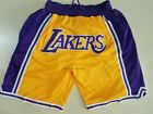 Magic Johnson #32 Los Angeles Lakers 90's Throwback Vintage Jersey / Shorts <br/> Jersey & shorts available in colors: gold & purple