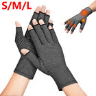 2PCS Copper Arthritis Compression Gloves Hands Support Joint Pain Relief Brace $6.99 USD on eBay