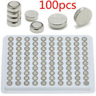 5/10/100Pcs CR2032 Battery DL2032 AG4 3V Coin Cell Button Batteries Alkaline