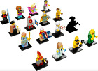 LEGO NEW SERIES 17 MINIFIGURES 71018 MINIFIGS ALL 16 YOU PICK  WITH STAND