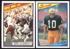 BUY 1, GET 1 FREE - 1984 TOPPS FOOTBALL - YOU PICK NUMBERS #1 - #200 - NMMT $1.0 USD on eBay