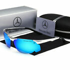 Kyпить Mercedes Men's Polarized Sunglasses UV Protection Al-Mg Metal Frame Ultra Light на еВаy.соm
