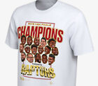 TORONTO RAPTORS 2019 NBA finals Champions - front-printed T-shirt on eBay