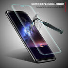 For Samsung Galaxy S10 S10E S9 Tempered Glass Screen Protector Protective Film