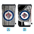 Winnipeg Jets Sport Leather Phone Case Sleeve Pouch Neck Strap Bag $10.99 USD on eBay