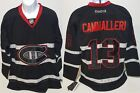 Mike Cammalleri Montreal Canadiens Authentic Jersey Fight Strap Men M 50 NWT NEW