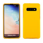 For Samsung Galaxy S10 Plus - ShockProof Armor Hybrid PC TPU Bumper Cover Case