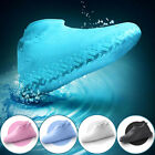Waterproof Silicone Shoe Cover Outdoor Rainproof Hiking Skid-proof Shoe Covers #