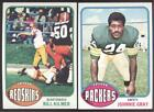 1976 TOPPS FOOTBALL - YOU PICK NUMBERS #1 - #200 - NMMT OR BETTER $1.0 USD on eBay