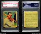 1935-36 Diamond Stars 1935 Diamond Stars #50 Mel Ott  Giants PSA 4.5 - VG/EX+Baseball Cards - 213