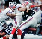NATIONAL FOOTBALL LEAGUE NFL GREATEST PLAYS BILLS RAIDERS PUBLICITY PHOTO $7.89 USD on eBay