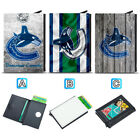 Vancouver Canucks Leather Credit ID Card Case Holder RFID Protector Wallet $11.99 USD on eBay