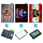 Florida Panthers Leather Credit ID Card Case Holder RFID Protector Wallet $11.99 USD on eBay