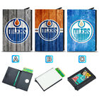 Edmonton Oilers Leather Credit ID Card Case Holder RFID Protector Wallet $11.99 USD on eBay