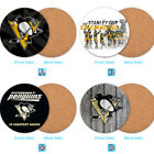 Pittsburgh Penguins  Coaster Cup Mat Coffee Drink Mug Pad Placemet $4.69 USD on eBay