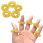 10Pcs Set Finger Massage Ring Acupuncture Acupressure Health Care Body Massag BS