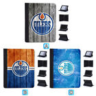 Edmonton Oilers Flip Case For iPad Mini 1 2 3 4 Air 5 6 Pro 9.7 10.5 12.9 $19.99 USD on eBay
